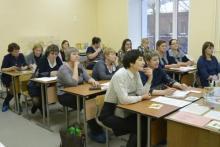 Заседание методического объединения учителей биологии и химии г. Ишима